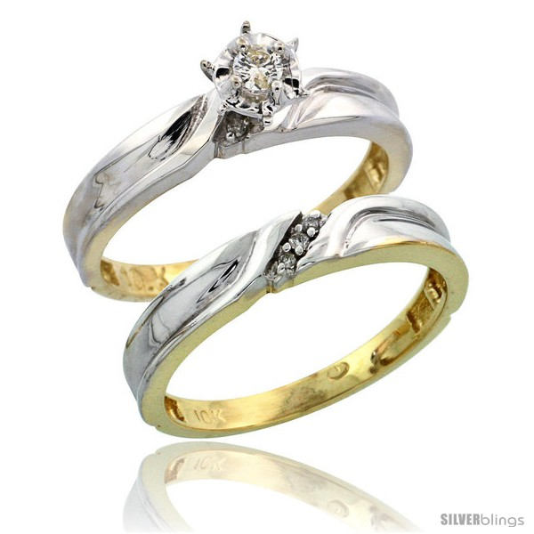 https://www.silverblings.com/59230-thickbox_default/10k-yellow-gold-ladies-2-piece-diamond-engagement-wedding-ring-set-1-8-in-wide-style-ljy108e2.jpg