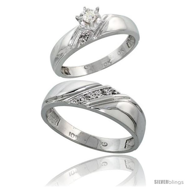 https://www.silverblings.com/59344-thickbox_default/sterling-silver-2-piece-diamond-ring-set-engagement-ring-mans-wedding-band-w-0-08-carat-brilliant-cut-diamonds.jpg