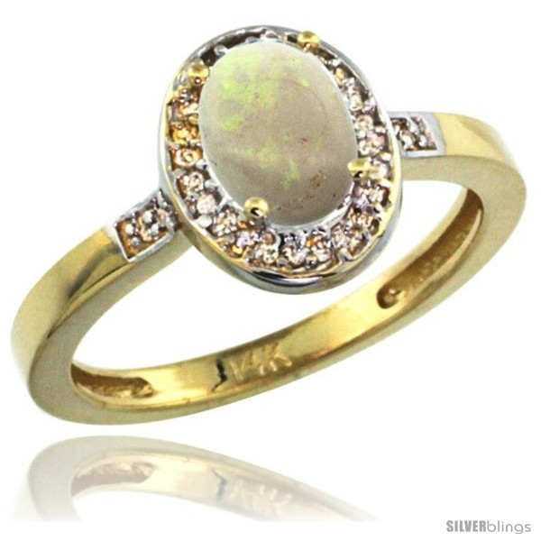 https://www.silverblings.com/59420-thickbox_default/14k-yellow-gold-diamond-opal-ring-1-ct-7x5-stone-1-2-in-wide.jpg