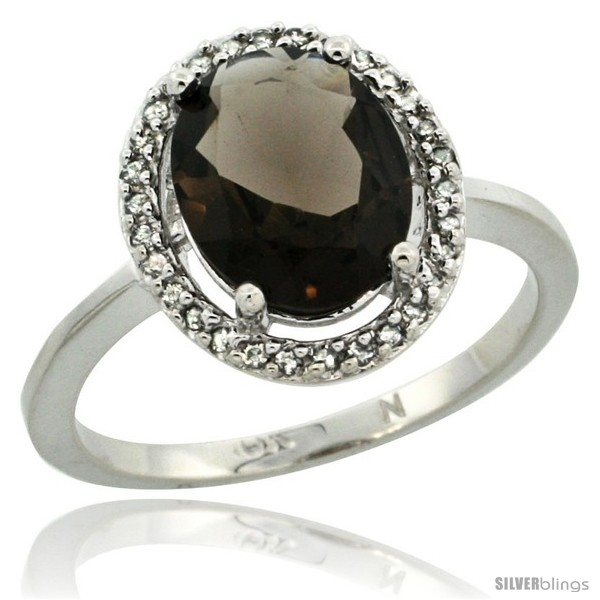 https://www.silverblings.com/59501-thickbox_default/14k-white-gold-diamond-halo-smoky-topaz-ring-2-4-carat-oval-shape-10x8-mm-1-2-in-12-5mm-wide.jpg