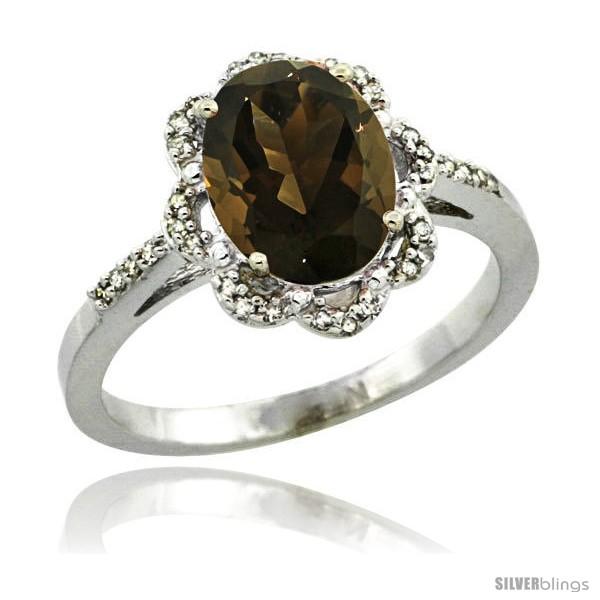 https://www.silverblings.com/59520-thickbox_default/14k-white-gold-diamond-halo-smoky-topaz-ring-1-65-carat-oval-shape-9x7-mm-7-16-in-11mm-wide.jpg