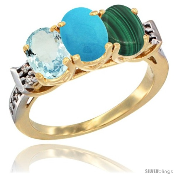 https://www.silverblings.com/59664-thickbox_default/10k-yellow-gold-natural-aquamarine-turquoise-malachite-ring-3-stone-oval-7x5-mm-diamond-accent.jpg