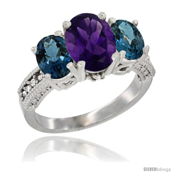 https://www.silverblings.com/59823-thickbox_default/10k-white-gold-ladies-natural-amethyst-oval-3-stone-ring-london-blue-topaz-sides-diamond-accent.jpg