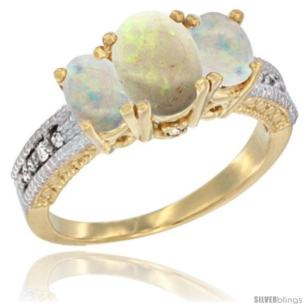 https://www.silverblings.com/59920-thickbox_default/14k-yellow-gold-ladies-oval-natural-opal-3-stone-ring-diamond-accent.jpg