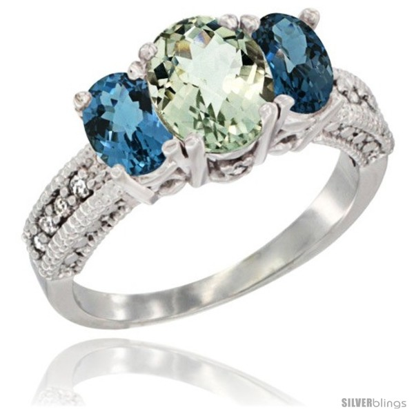 https://www.silverblings.com/59984-thickbox_default/10k-white-gold-ladies-oval-natural-green-amethyst-3-stone-ring-london-blue-topaz-sides-diamond-accent.jpg