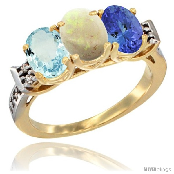 https://www.silverblings.com/60005-thickbox_default/10k-yellow-gold-natural-aquamarine-opal-tanzanite-ring-3-stone-oval-7x5-mm-diamond-accent.jpg