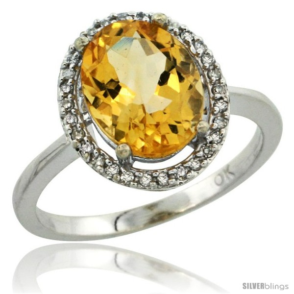 https://www.silverblings.com/60087-thickbox_default/10k-white-gold-diamond-citrine-ring-2-4-ct-oval-stone-10x8-mm-1-2-in-wide-style-cw909114.jpg