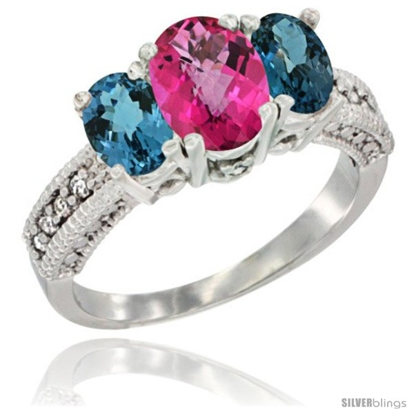 https://www.silverblings.com/60159-thickbox_default/10k-white-gold-ladies-oval-natural-pink-topaz-3-stone-ring-london-blue-topaz-sides-diamond-accent.jpg