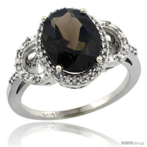 https://www.silverblings.com/60308-thickbox_default/14k-white-gold-diamond-halo-smoky-topaz-ring-2-4-ct-oval-stone-10x8-mm-1-2-in-wide.jpg