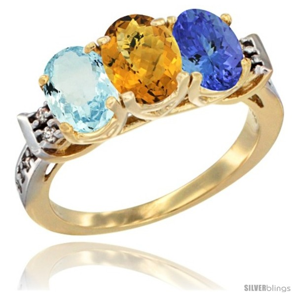 https://www.silverblings.com/60392-thickbox_default/10k-yellow-gold-natural-aquamarine-whisky-quartz-tanzanite-ring-3-stone-oval-7x5-mm-diamond-accent.jpg