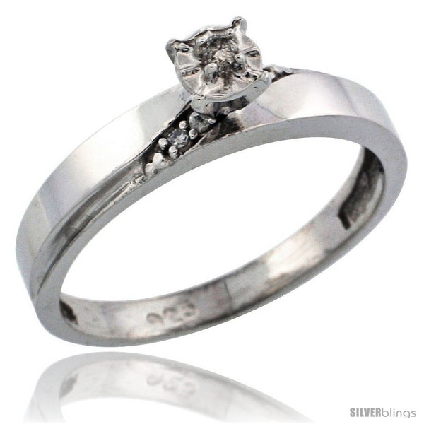 https://www.silverblings.com/60478-thickbox_default/sterling-silver-diamond-engagement-ring-w-0-06-carat-brilliant-cut-diamonds-1-8in-3-5mm-wide-style-ag115er.jpg