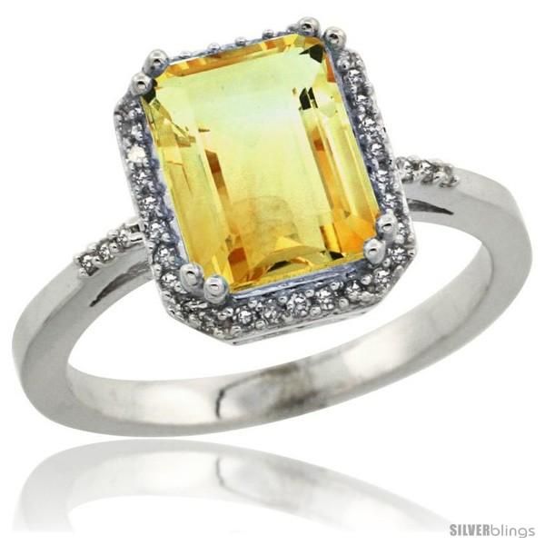 https://www.silverblings.com/60594-thickbox_default/10k-white-gold-diamond-citrine-ring-2-53-ct-emerald-shape-9x7-mm-1-2-in-wide.jpg
