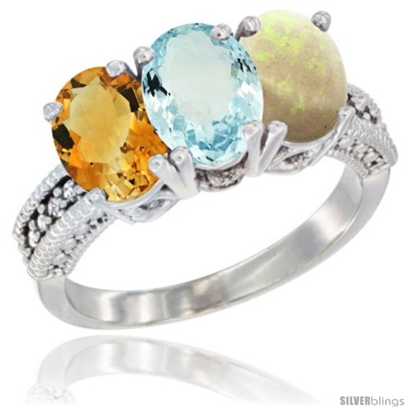 https://www.silverblings.com/60600-thickbox_default/10k-white-gold-natural-citrine-aquamarine-opal-ring-3-stone-oval-7x5-mm-diamond-accent.jpg