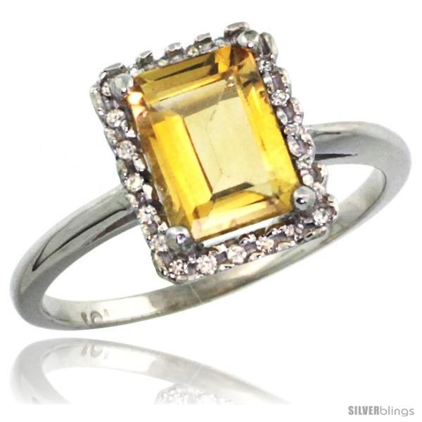 https://www.silverblings.com/60608-thickbox_default/10k-white-gold-diamond-citrine-ring-1-6-ct-emerald-shape-8x6-mm-1-2-in-wide.jpg