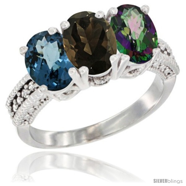 https://www.silverblings.com/60696-thickbox_default/10k-white-gold-natural-london-blue-topaz-smoky-topaz-mystic-topaz-ring-3-stone-oval-7x5-mm-diamond-accent.jpg