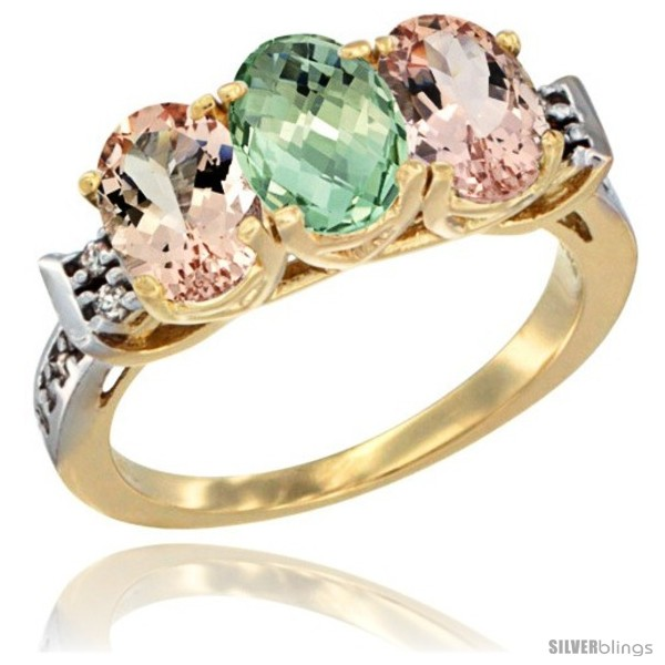 https://www.silverblings.com/60770-thickbox_default/10k-yellow-gold-natural-green-amethyst-morganite-sides-ring-3-stone-oval-7x5-mm-diamond-accent.jpg