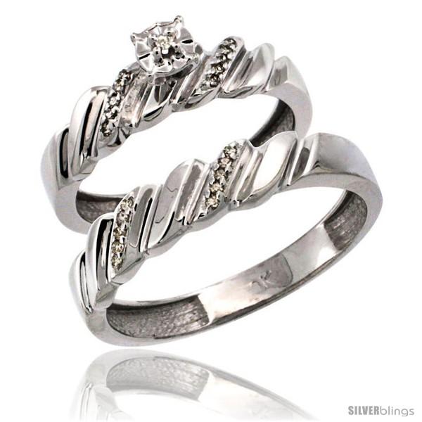 https://www.silverblings.com/61005-thickbox_default/14k-white-gold-2-pc-diamond-ring-set-5mm-engagement-ring-5mm-mans-wedding-band-w-0-143-carat-brilliant-cut-diamonds.jpg