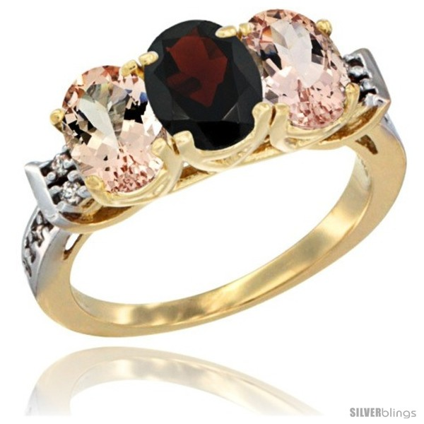 https://www.silverblings.com/61775-thickbox_default/10k-yellow-gold-natural-garnet-morganite-sides-ring-3-stone-oval-7x5-mm-diamond-accent.jpg