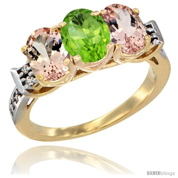 https://www.silverblings.com/61807-thickbox_default/10k-yellow-gold-natural-peridot-morganite-sides-ring-3-stone-oval-7x5-mm-diamond-accent.jpg