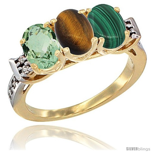 https://www.silverblings.com/6183-thickbox_default/10k-yellow-gold-natural-green-amethyst-tiger-eye-malachite-ring-3-stone-oval-7x5-mm-diamond-accent.jpg