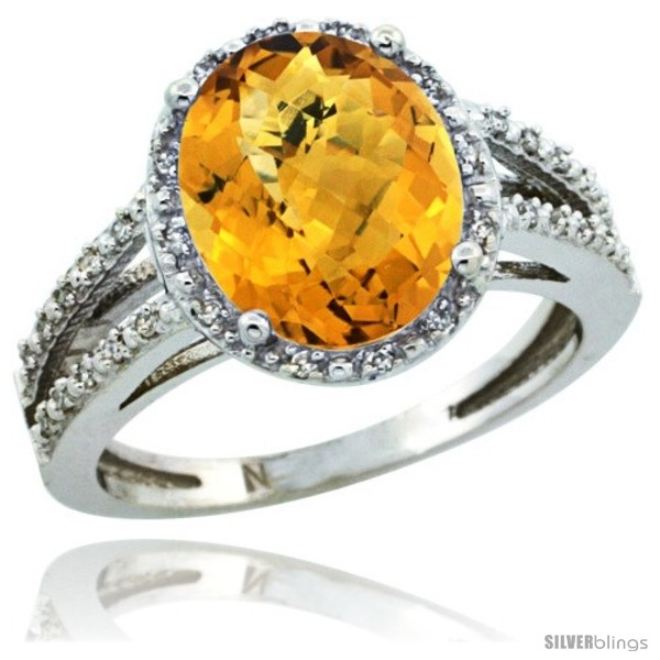 https://www.silverblings.com/61832-thickbox_default/14k-white-gold-diamond-halo-whisky-quartz-ring-2-85-carat-oval-shape-11x9-mm-7-16-in-11mm-wide.jpg