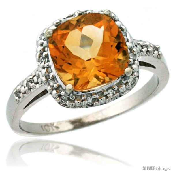 https://www.silverblings.com/62027-thickbox_default/10k-white-gold-diamond-citrine-ring-2-08-ct-cushion-cut-8-mm-stone-1-2-in-wide.jpg