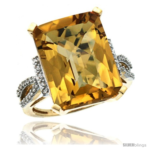 https://www.silverblings.com/62350-thickbox_default/14k-yellow-gold-diamond-whisky-quartz-ring-12-ct-emerald-shape-16x12-stone-3-4-in-wide.jpg