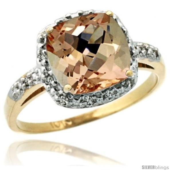 https://www.silverblings.com/62403-thickbox_default/10k-yellow-gold-diamond-morganite-ring-2-08-ct-cushion-cut-8-mm-stone-1-2-in-wide.jpg