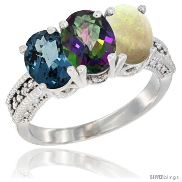 https://www.silverblings.com/62600-thickbox_default/10k-white-gold-natural-london-blue-topaz-mystic-topaz-opal-ring-3-stone-oval-7x5-mm-diamond-accent.jpg