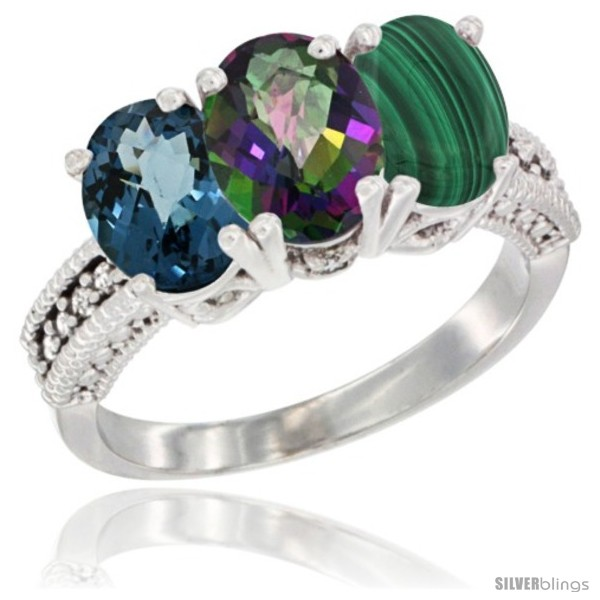 https://www.silverblings.com/62784-thickbox_default/10k-white-gold-natural-london-blue-topaz-mystic-topaz-malachite-ring-3-stone-oval-7x5-mm-diamond-accent.jpg