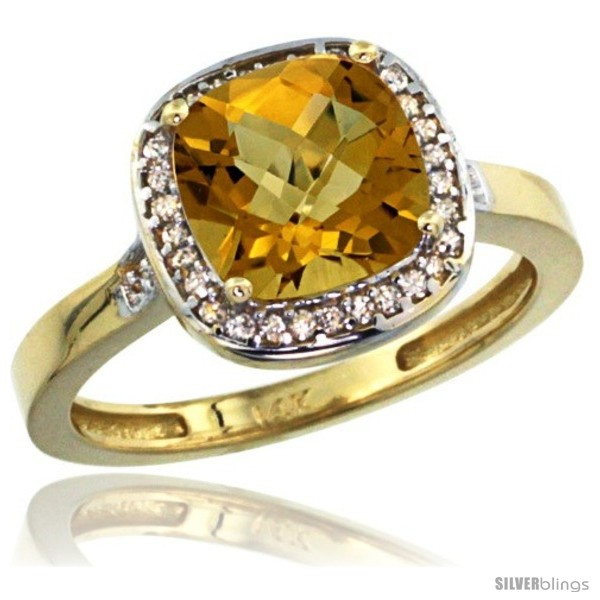 https://www.silverblings.com/62994-thickbox_default/14k-yellow-gold-diamond-whisky-quartz-ring-2-08-ct-checkerboard-cushion-8mm-stone-1-2-08-in-wide.jpg