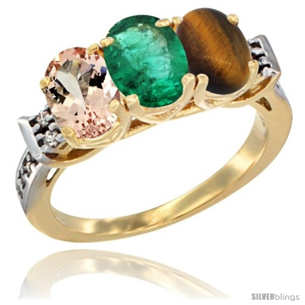 https://www.silverblings.com/63025-thickbox_default/10k-yellow-gold-natural-morganite-emerald-tiger-eye-ring-3-stone-oval-7x5-mm-diamond-accent.jpg