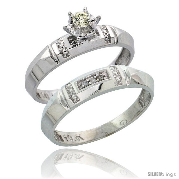 https://www.silverblings.com/63216-thickbox_default/sterling-silver-2-piece-diamond-engagement-ring-set-w-0-07-carat-brilliant-cut-diamonds-5-32-in-4mm-wide-style-ag122e2.jpg