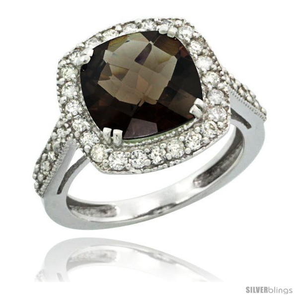 https://www.silverblings.com/63266-thickbox_default/14k-white-gold-diamond-halo-smoky-topaz-ring-checkerboard-cushion-9-mm-2-4-ct-1-2-in-wide.jpg