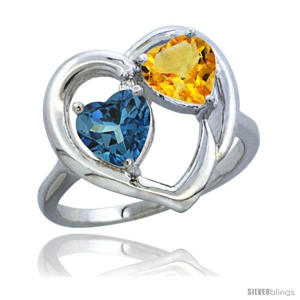https://www.silverblings.com/63274-thickbox_default/10k-white-gold-heart-ring-6mm-natural-london-blue-topaz-citrine-diamond-accent.jpg
