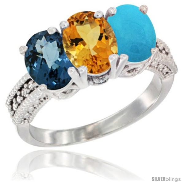 https://www.silverblings.com/63279-thickbox_default/10k-white-gold-natural-london-blue-topaz-citrine-turquoise-ring-3-stone-oval-7x5-mm-diamond-accent.jpg