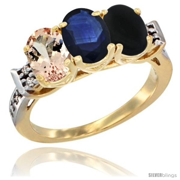 https://www.silverblings.com/63408-thickbox_default/10k-yellow-gold-natural-morganite-blue-sapphire-black-onyx-ring-3-stone-oval-7x5-mm-diamond-accent.jpg