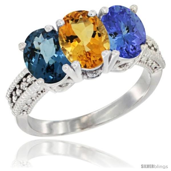 https://www.silverblings.com/63478-thickbox_default/10k-white-gold-natural-london-blue-topaz-citrine-tanzanite-ring-3-stone-oval-7x5-mm-diamond-accent.jpg