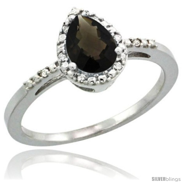 https://www.silverblings.com/63527-thickbox_default/14k-white-gold-diamond-smoky-topaz-ring-0-59-ct-tear-drop-7x5-stone-3-8-in-wide.jpg