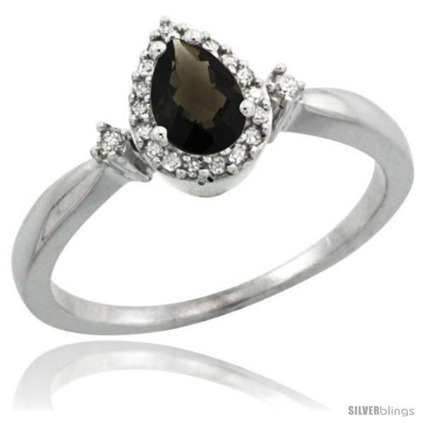 https://www.silverblings.com/63717-thickbox_default/14k-white-gold-diamond-smoky-topaz-ring-0-33-ct-tear-drop-6x4-stone-3-8-in-wide.jpg