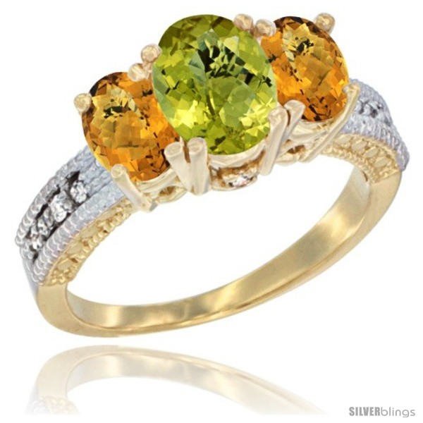 https://www.silverblings.com/63789-thickbox_default/14k-yellow-gold-ladies-oval-natural-lemon-quartz-3-stone-ring-whisky-quartz-sides-diamond-accent.jpg