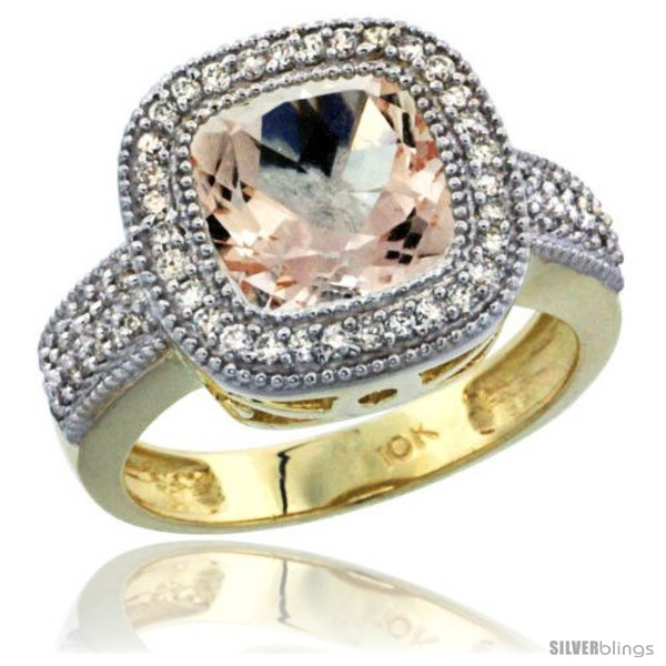 https://www.silverblings.com/63983-thickbox_default/10k-yellow-gold-natural-morganite-ring-diamond-accent-cushion-cut-9x9-stone-diamond-accent.jpg