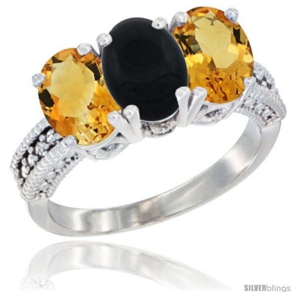 https://www.silverblings.com/63997-thickbox_default/10k-white-gold-natural-black-onyx-citrine-sides-ring-3-stone-oval-7x5-mm-diamond-accent.jpg