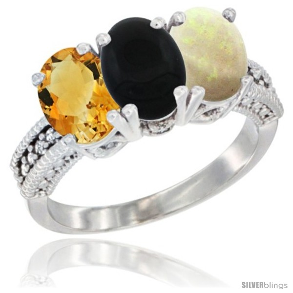 https://www.silverblings.com/64007-thickbox_default/10k-white-gold-natural-citrine-black-onyx-opal-ring-3-stone-oval-7x5-mm-diamond-accent.jpg
