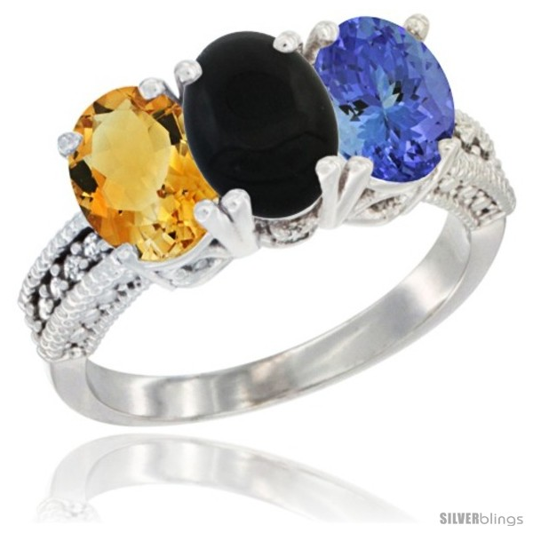 https://www.silverblings.com/64141-thickbox_default/10k-white-gold-natural-citrine-black-onyx-tanzanite-ring-3-stone-oval-7x5-mm-diamond-accent.jpg