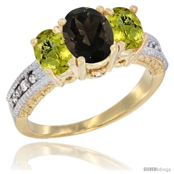 https://www.silverblings.com/64207-thickbox_default/14k-yellow-gold-ladies-oval-natural-smoky-topaz-3-stone-ring-lemon-quartz-sides-diamond-accent.jpg