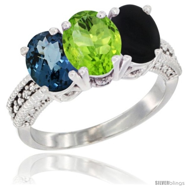 https://www.silverblings.com/64351-thickbox_default/10k-white-gold-natural-london-blue-topaz-peridot-black-onyx-ring-3-stone-oval-7x5-mm-diamond-accent.jpg