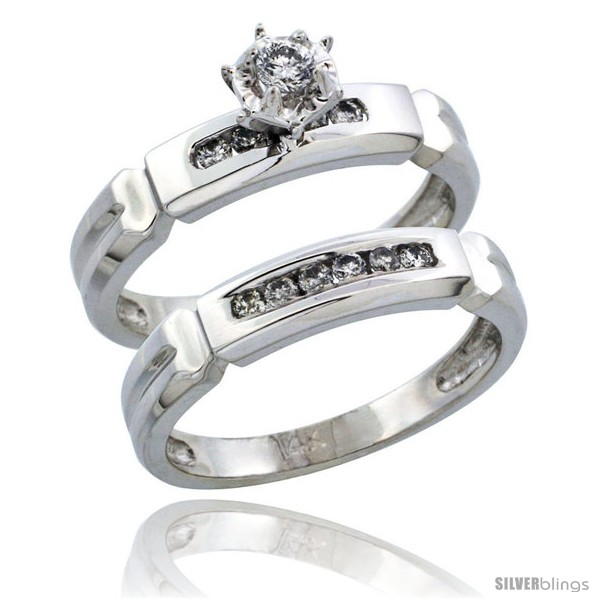 https://www.silverblings.com/65355-thickbox_default/14k-white-gold-2-piece-diamond-engagement-ring-band-set-w-0-24-carat-brilliant-cut-diamonds-5-32-in-4mm-wide.jpg