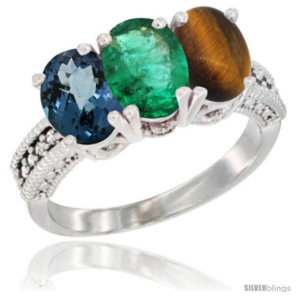 https://www.silverblings.com/66638-thickbox_default/10k-white-gold-natural-london-blue-topaz-emerald-tiger-eye-ring-3-stone-oval-7x5-mm-diamond-accent.jpg