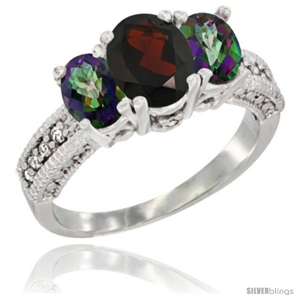 https://www.silverblings.com/68110-thickbox_default/14k-white-gold-ladies-oval-natural-garnet-3-stone-ring-mystic-topaz-sides-diamond-accent.jpg